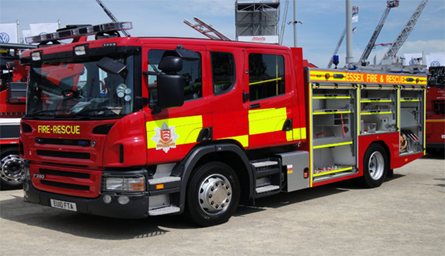 Fire Pump Appliance Camera Systems